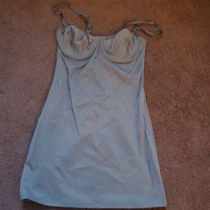 36B gray shapewear